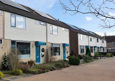Gemiddeld energielabel B voor woningen