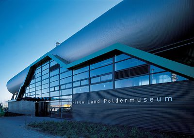 NieuwLand museum Lelystad