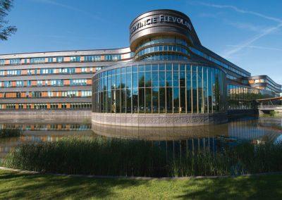 Samenwerking Provincie Flevoland