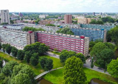 Marktconformiteitstoets renovatie appartementen Morgensterflat