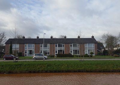 Technische omschrijving woningverbetering Nieuw Buinen