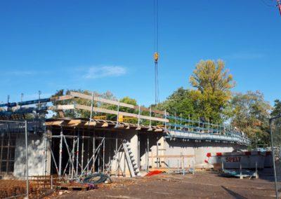 Nieuwbouw appartementencomplex Treslinglokatie Groningen